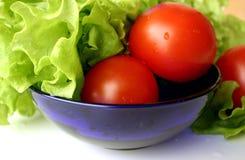 Salade de RVB Photo libre de droits