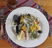 Salade de Shopska images stock