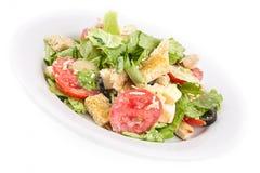 Salade de source Photographie stock libre de droits