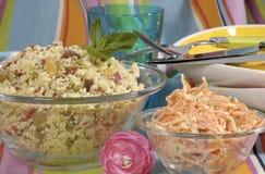 Salade de Tabolui Images libres de droits