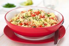 Salade de taboulé photo libre de droits
