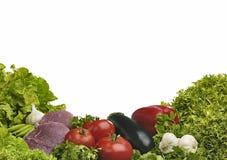 Salade de thon et de légume Photos libres de droits