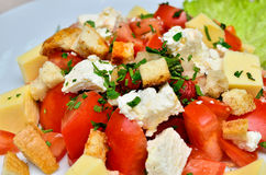 Salade de Thracian Photo stock
