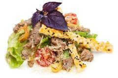 Salade de viande Photo libre de droits