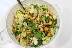 Salade de vitamine Photos libres de droits