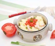 Salade des pommes de terre Image stock