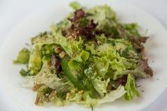 Salade diététique Photos stock