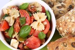Salade et roulis photos libres de droits