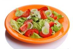 Salade fraîche Photographie stock