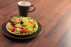 Salade fraîche images libres de droits
