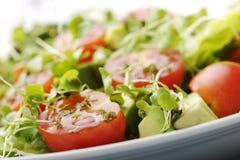 Salade fraîche photo stock