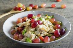Salade fraîche de mélange Photos stock