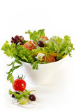 Salade grecque Photo stock