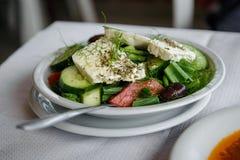 Salade grecque Images stock