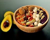 Salade heerlijke Criollo Royalty-vrije Stock Afbeeldingen