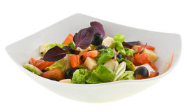 Salade italienne Photo stock