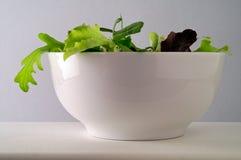 Salade in kom (3) Royalty-vrije Stock Afbeelding