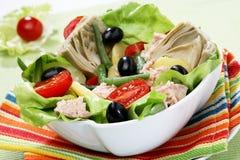 Salade méditerranéenne Photographie stock