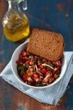 Russische salade Stock Fotografie
