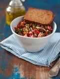 Russische salade Stock Foto