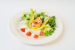Salade met greens Stock Fotografie