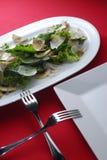 Salade met truffels Royalty-vrije Stock Afbeelding