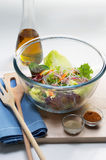 Salade mixte Photo libre de droits