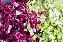 Salade mixte Photographie stock