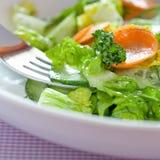 Salade mixte Photo stock