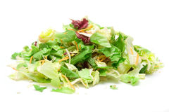 Salade mixte Photo stock