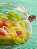 Salade mixte Photo libre de droits