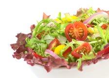 Salade mixte fraîche image stock