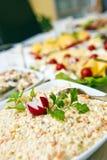 Salade polonaise image stock