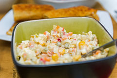 Salade polonaise Images stock