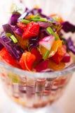 Salade russe Photo libre de droits