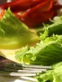 Salade saine Photographie stock