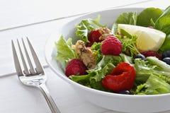 Salade saine Photos libres de droits