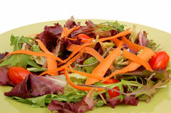 Salade saine Photo stock