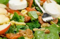 Salade saine Photo stock