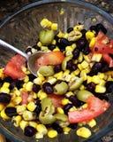 Salade saine Photos stock