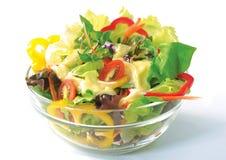 Salade in slag Stock Foto