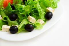 Salade végétale. Image stock