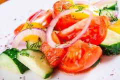 Salade végétale Photos libres de droits