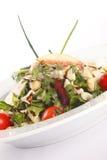 Salade végétale mélangée fraîche Images stock