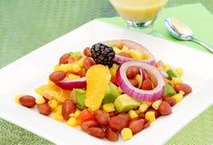 Salade végétarienne images libres de droits