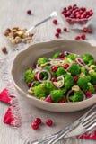Salade 2 van broccoli Stock Foto