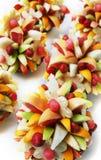 Salade van fruit Stock Fotografie