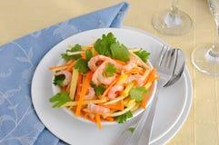 Salade van selderie Stock Foto