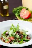 Salade. Verse mengelingssalade stock foto