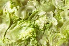 Salade, Volledig Frame royalty-vrije stock foto's